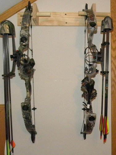 Free Bow Rack Plans Woodwork City Free Woodworking Plans