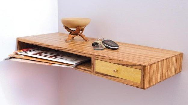 free woodworking plans floating shelf | Woodworking Project North ...