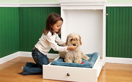 Free Murphy Dog Bed Plans