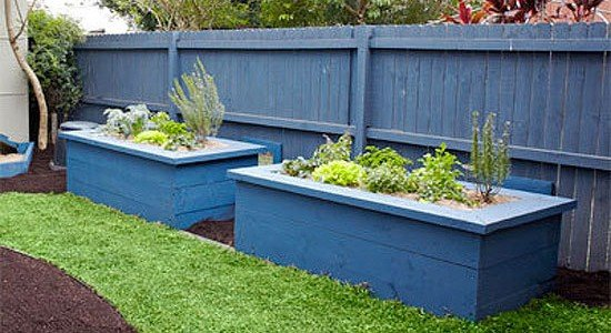 Free Raised Bed Garden Plans