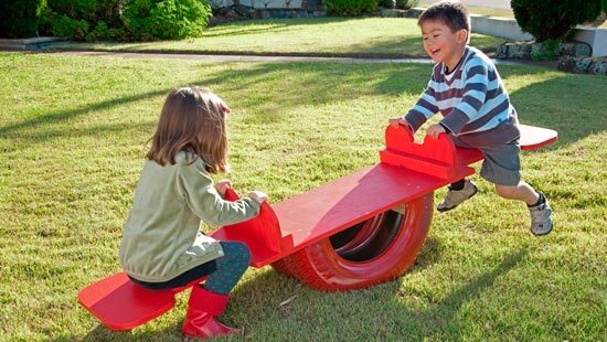 Free See-Saw Plans