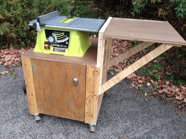 Ultimate Mobile Workbench Woodwork City Free Woodworking