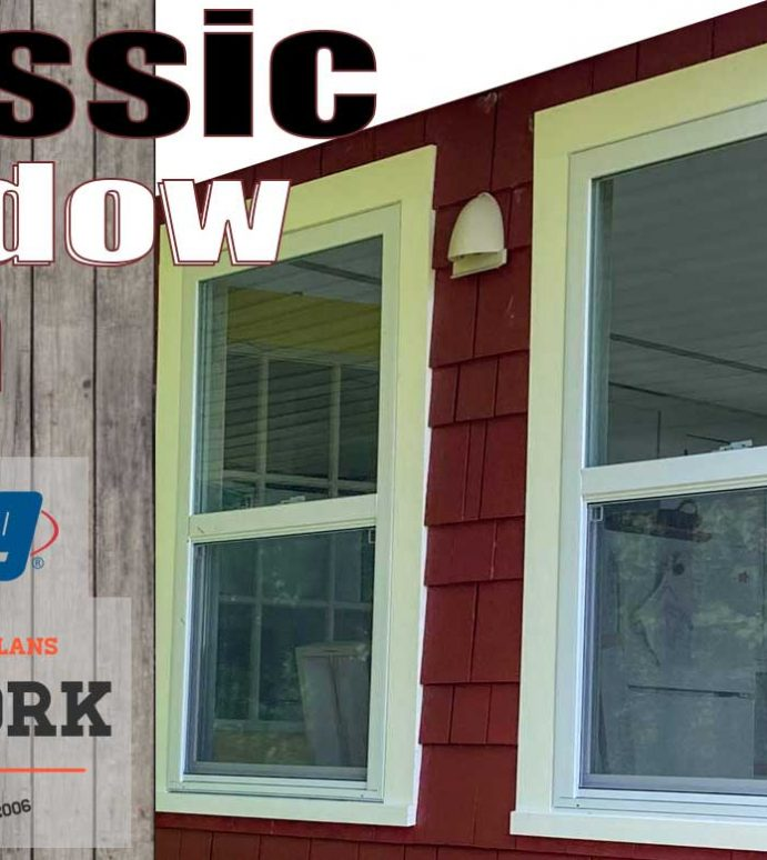 Make Exterior Window Trim with PVC and a Kreg Tool