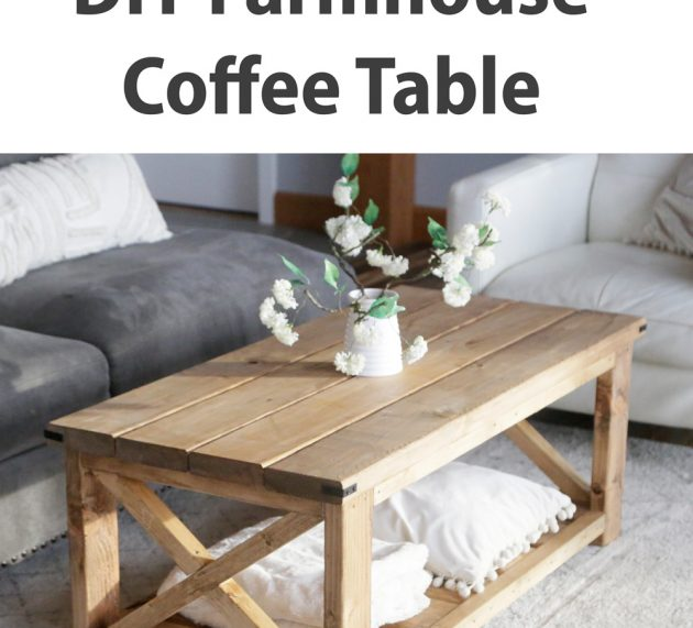 Coffee Table – Simple Plans – Great Design